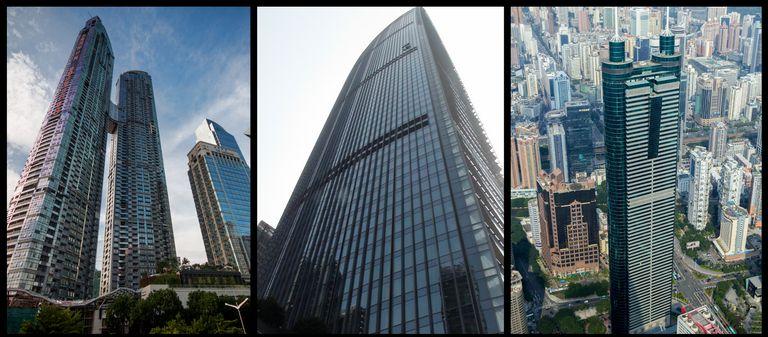 Shenzhen City Montage 1