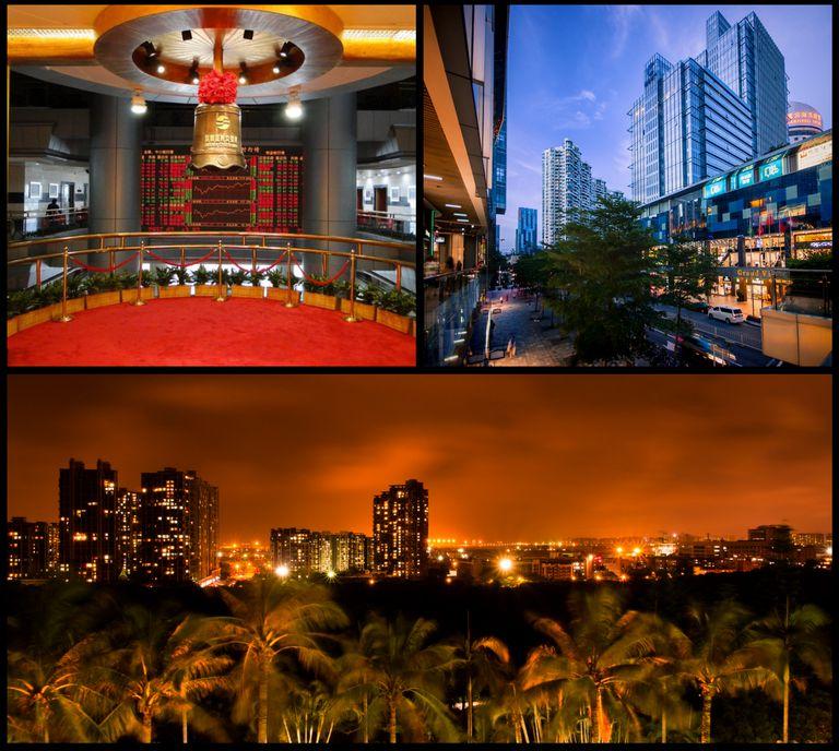 Shenzhen City Montage 2
