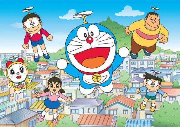 Truyen Doraemon
