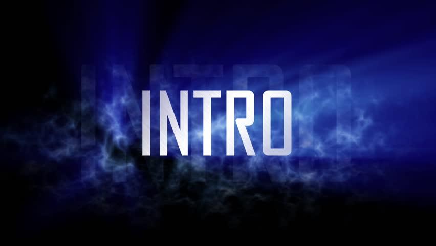 Hướng dẫn tạo video Intro miễn phí