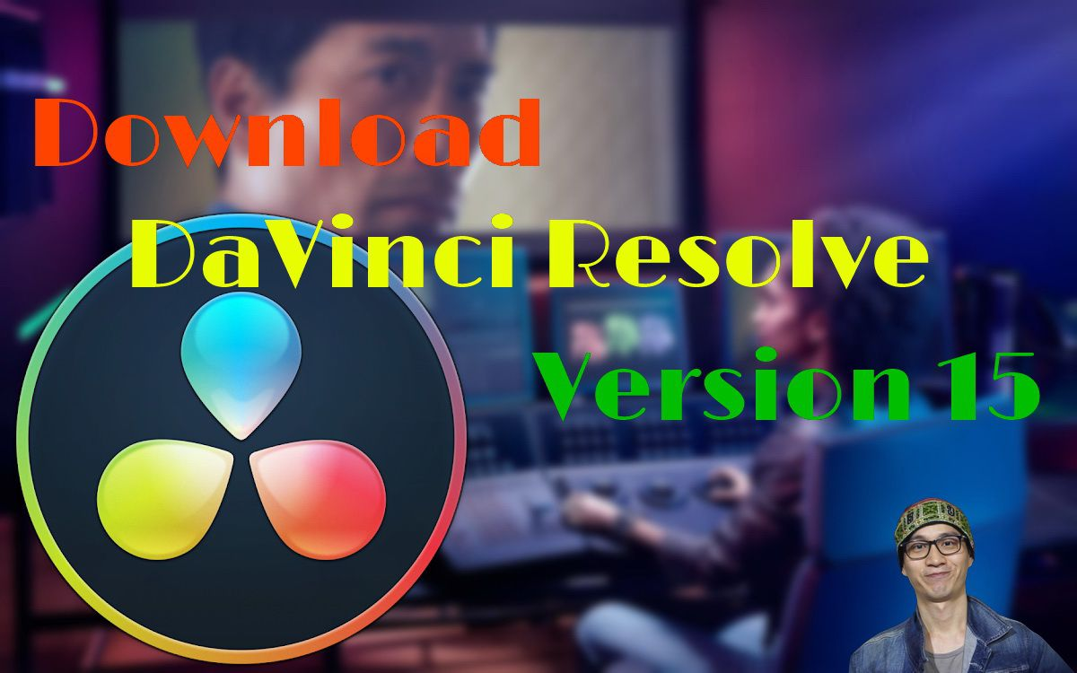 Download Davinci Resolve 15