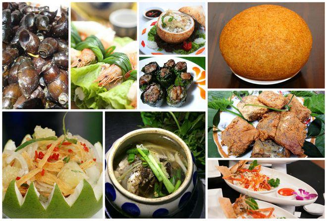 Top 100 đặc sản Việt Nam của 63 tỉnh thành
