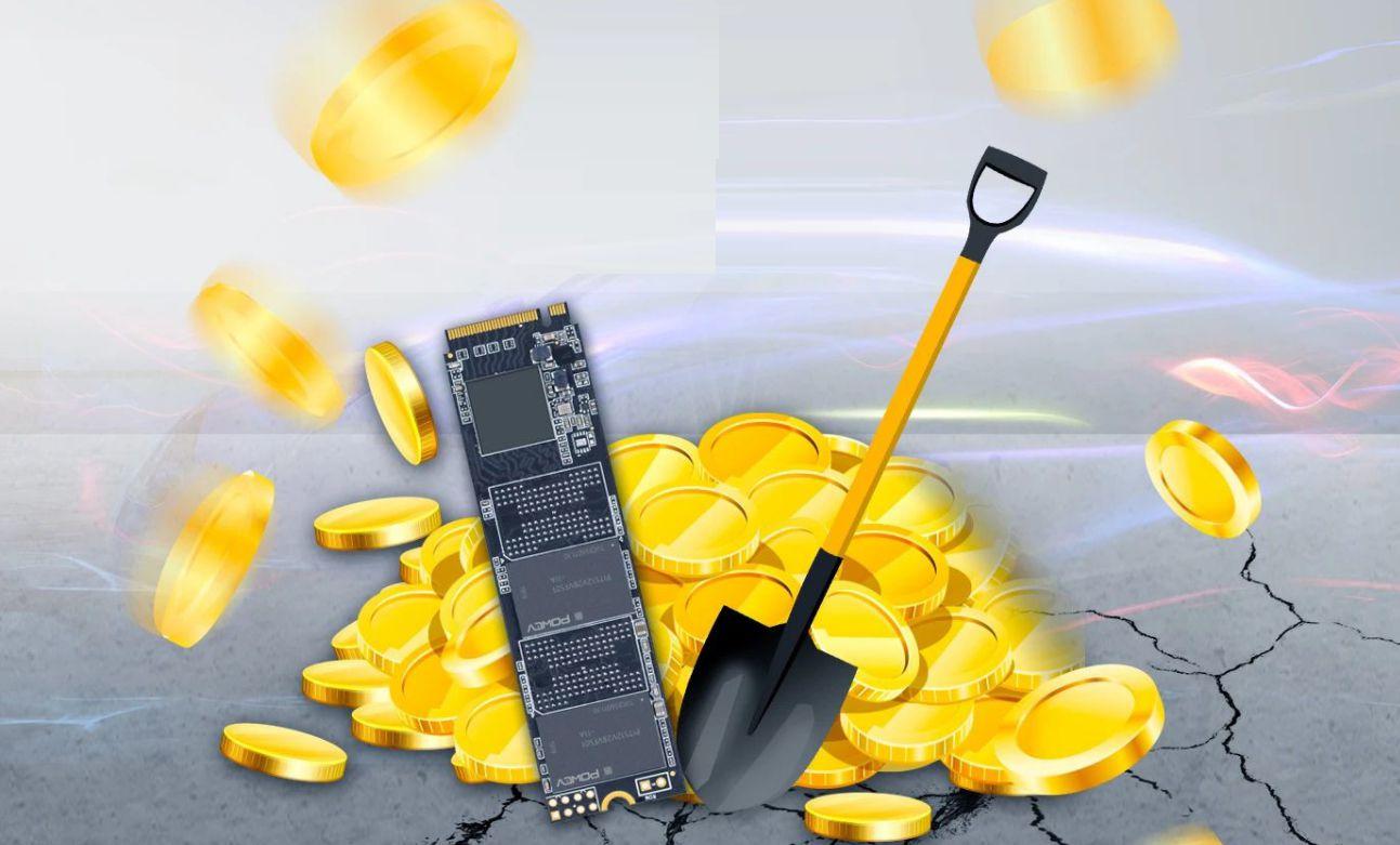 """Chia Network - sử dụng ổ cứng SSD HDD để """"đào coin""""?"""