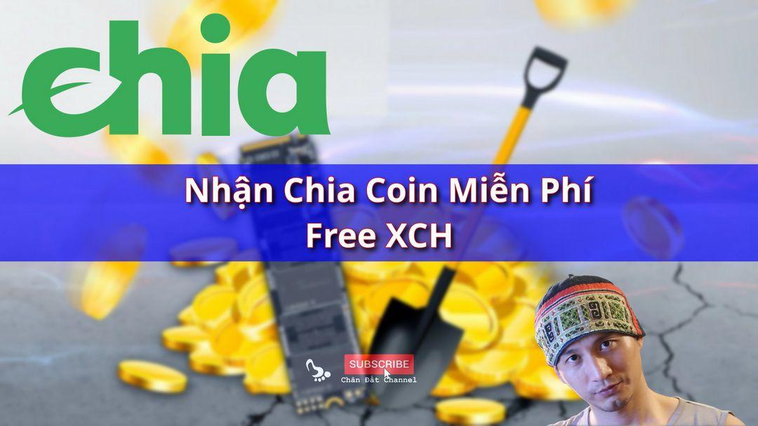 Hướng dẫn cách nhận Chia Coin miễn phí