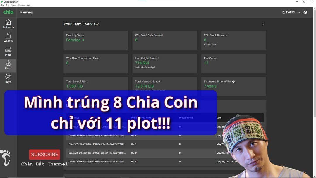 Hướng dẫn cách Hack Chia Coin