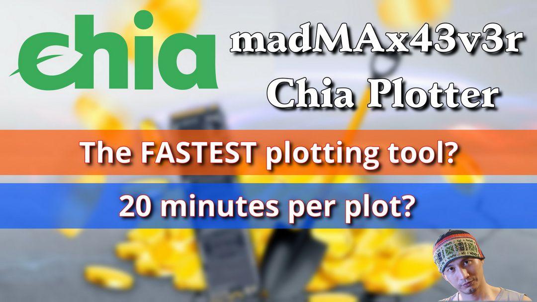 madMAx Chia Plotter – tool tạo plot nhanh nhất thế giới