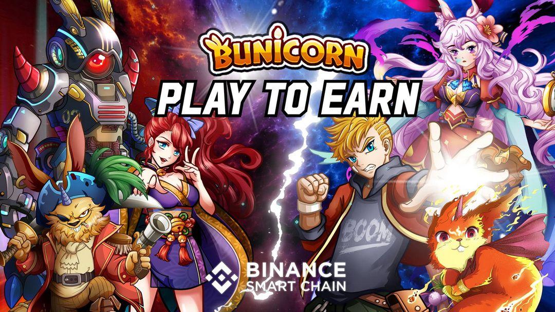 Bunicorn là gì? Hướng dẫn chơi game Bunicorn kiếm tiền